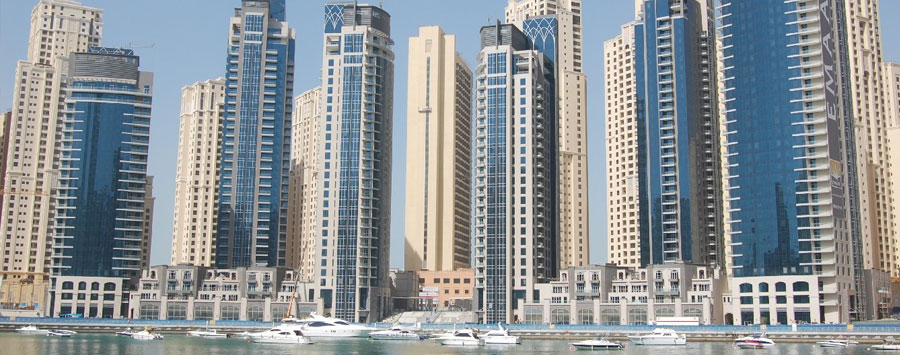 Rent villa in Dubai Marina